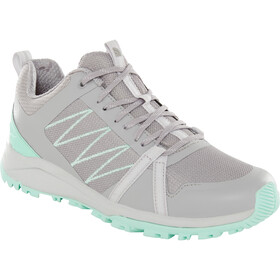 The North Face Litewave Fastpack II Chaussures Femme, meld grey/surf green